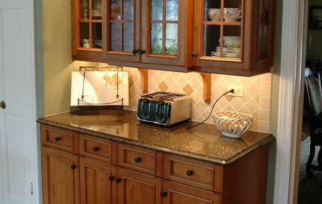 Kitchen remodeling in Naperville, IL.
